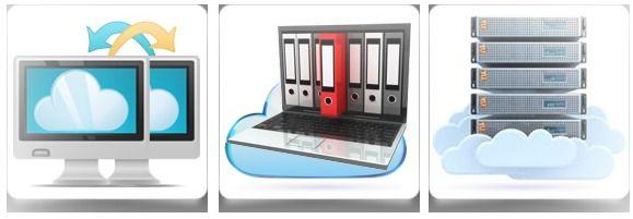 diferencia entre servidores en la nubre vs web hosting