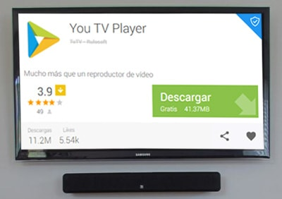 you player pro para pc y smart tv
