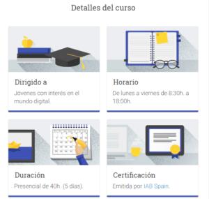 Cursos de Google Activate Formación 2018 + certificados gratuitos