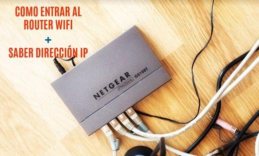 como entrar a mi router wifi