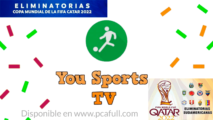 You Sports TV descargar e instalar gratis